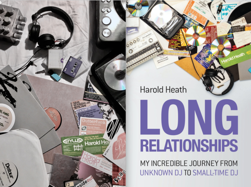 Long Relationships cover
